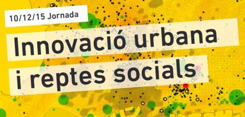 Jornada innovació urbana – 10 desembre