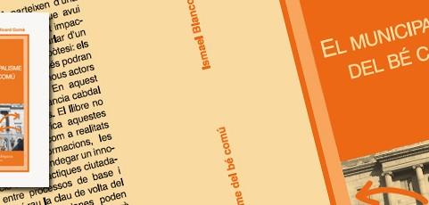 Presentació llibre Municipalisme – 29 febrer