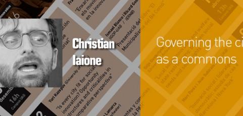 Seminari Christian Iaione – 14 març 12h