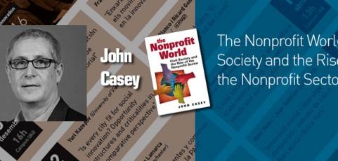 Presentació del llibre The Nonprofit World