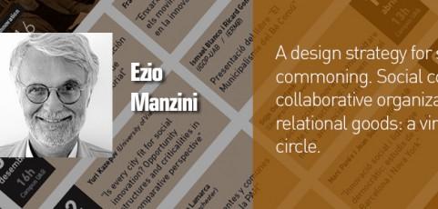 Seminari Ezio Manzini – 24 novembre 16h