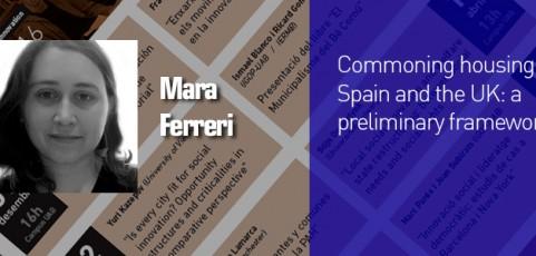 Seminari Mara Ferreri – 12 desembre 13h