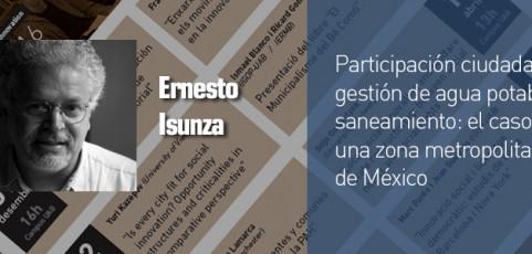 Seminari Ernesto Isunza – 13 de febrer a les 13h