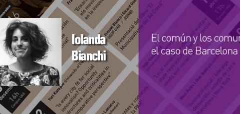 Seminari Iolanda Bianchi – 22 maig 13h