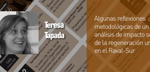 Seminari Teresa Tapada – 19 juny 13h
