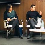Debate en Palau Macaya presentando Barrios y Crisis