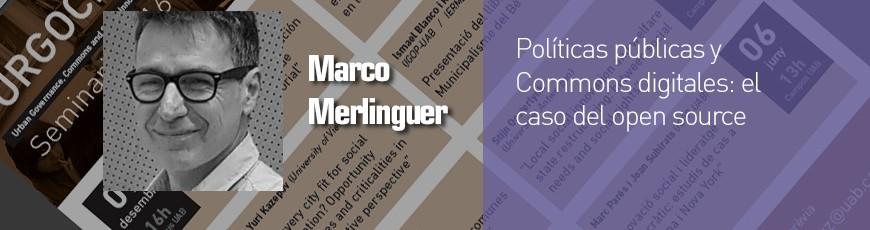 Seminari Marco Berlinguer – 6 Març 13h