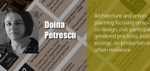Seminari Doina Petrescu – 11 abril 13h