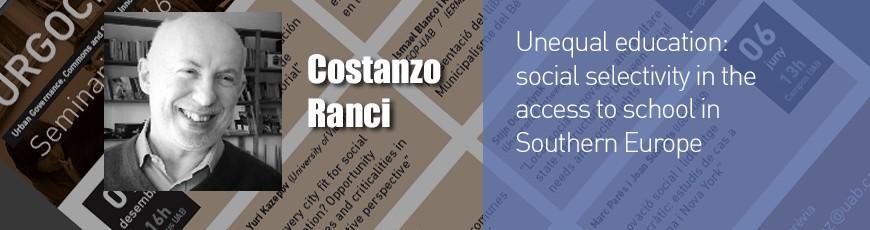 Open Seminar Costanzo Ranci 4 diciembre – 11h