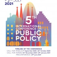 5th International Conference on Public Policy (Barcelona)