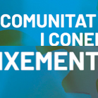 Presentació de la comunitat de Recerca i Coneixement